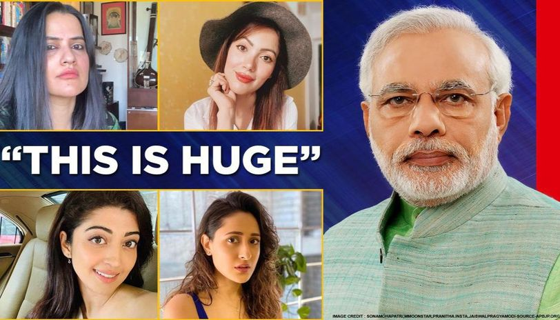 Sona Mohapatra, Munmun Dutta, other stars give 'big cheers' to PM Modi's economic package