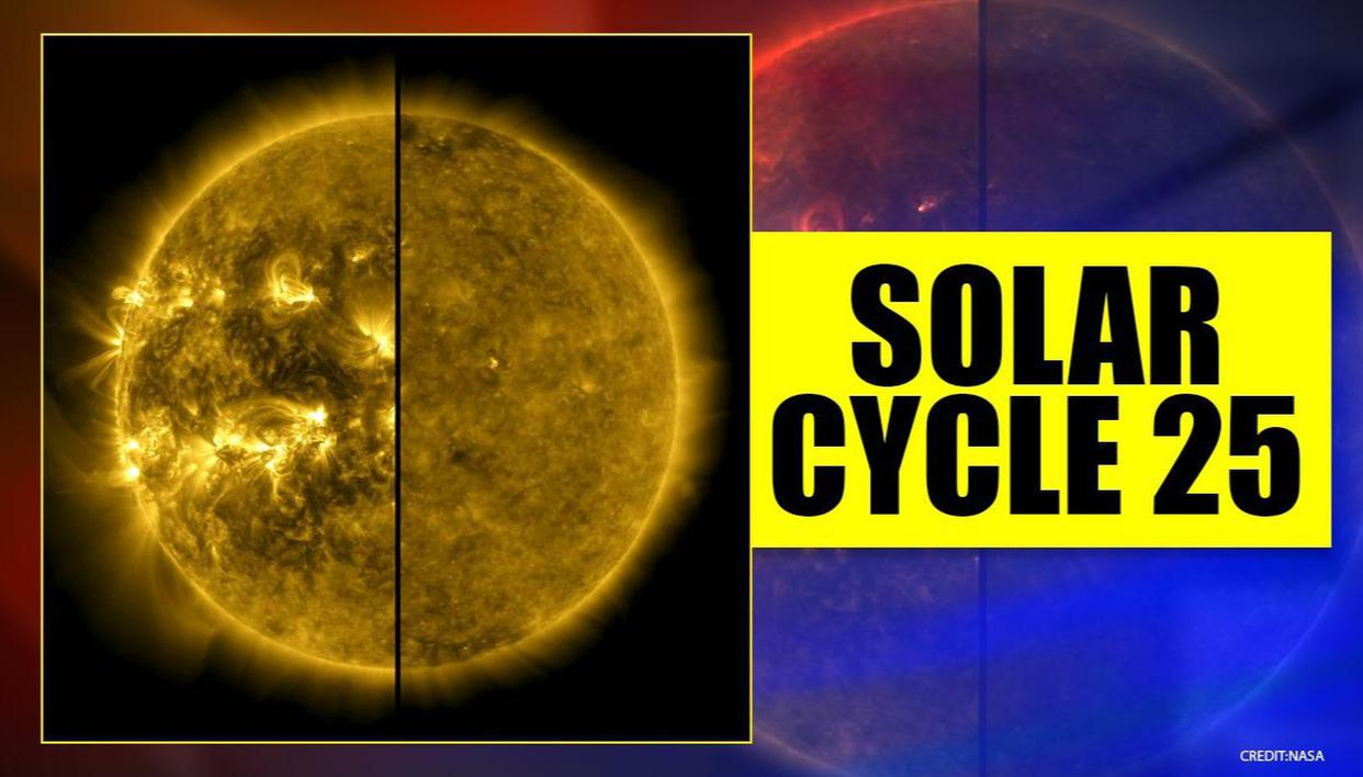 Sun has started a new solar weather cycle & it should be pretty calm, NASA predicts - Republic World