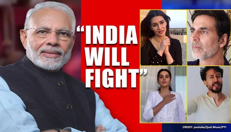 PM Modi gives thumbs up to Akshay Kumar, others for inspiring music video amid COVID-19