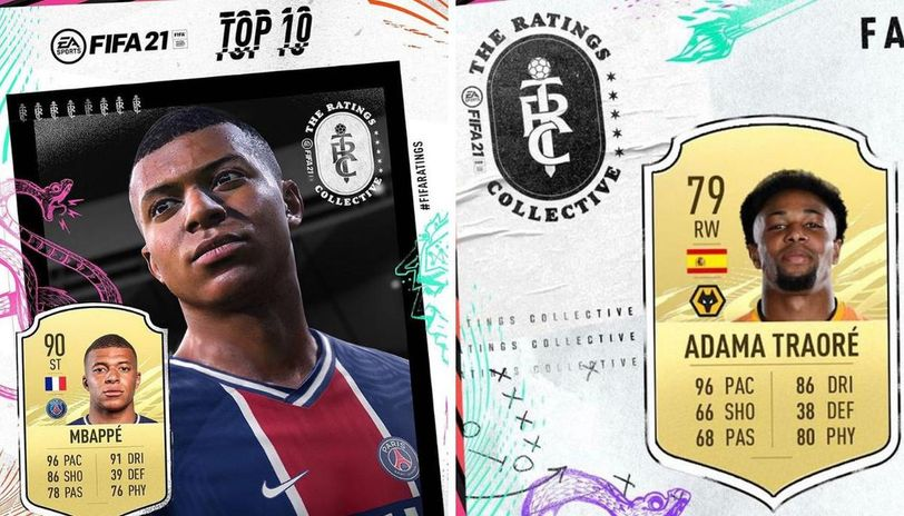 Fifa 21 Fastest Players In The Game Kylian Mbappe Adama Traore Lead The Pace Charts Republic World