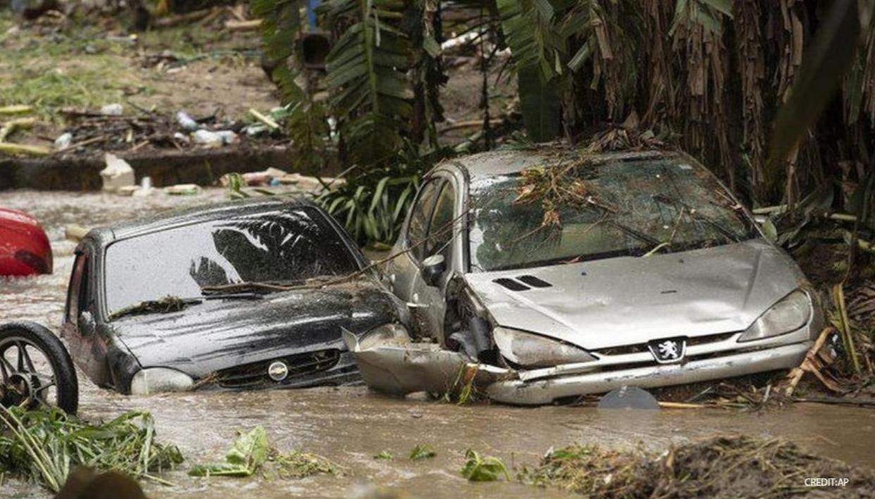 At least 21 dead as torrential rain hits Brazil