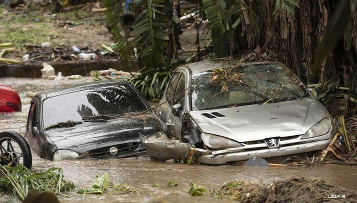 Deadly floods and landslides hit southeastern Brazil