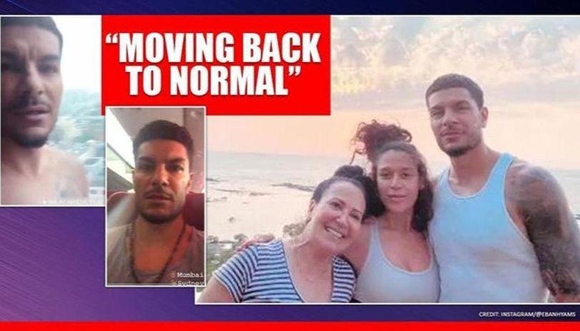 Krishna Shroff's beau Eban Hyams travels from Mumbai to Sydney amid lockdown; here's how