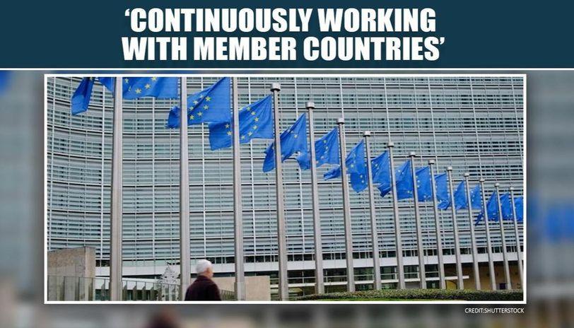 EU approves 300 billion euros to back France's economy amid coronavirus crisis