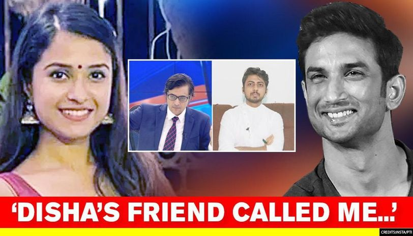 Disha Called Sushant After Facing Misbehaviour At Party With Stars Netas On June 8 Republic World