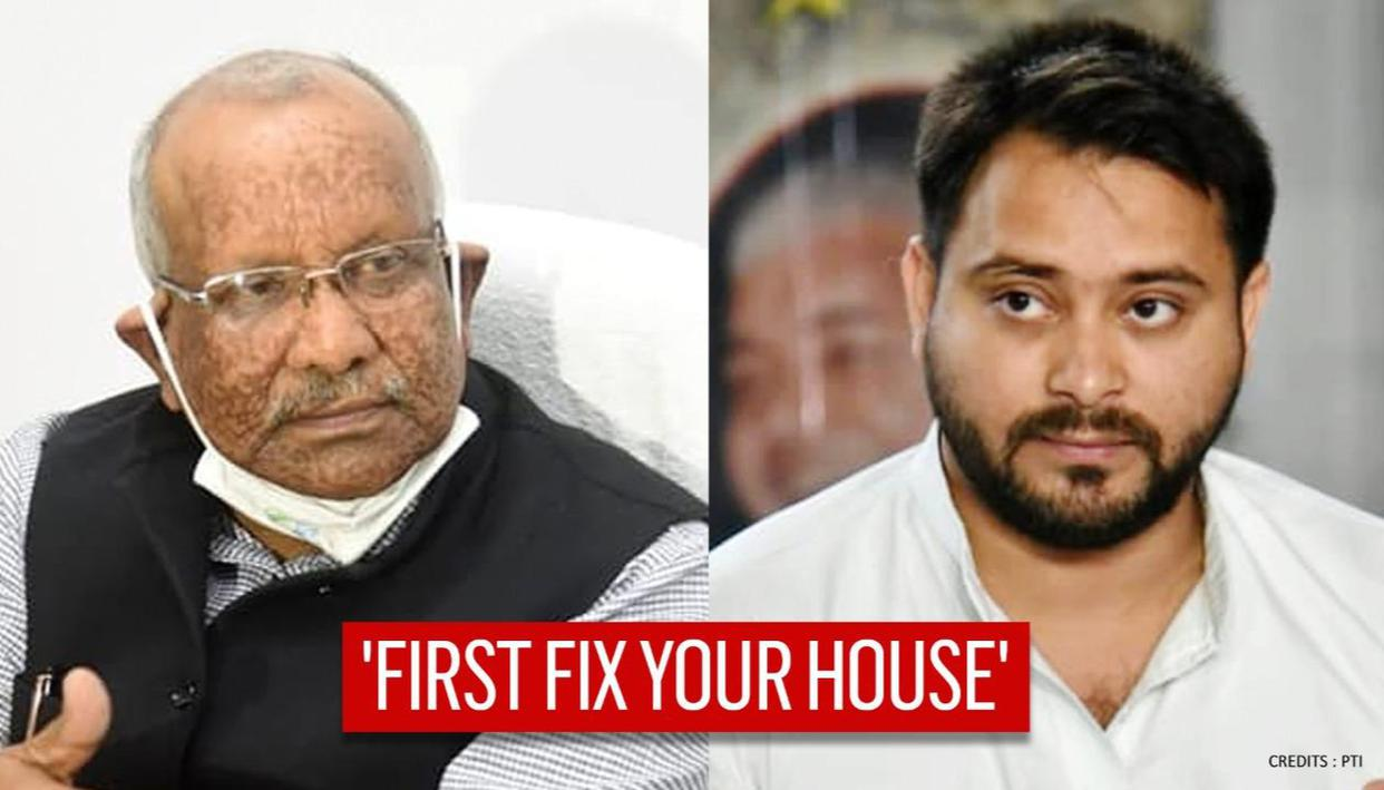 Bihar DyCM slams Tejashwi's 'Maha jungle raj' jibe: 'Priority to maintain law & order'