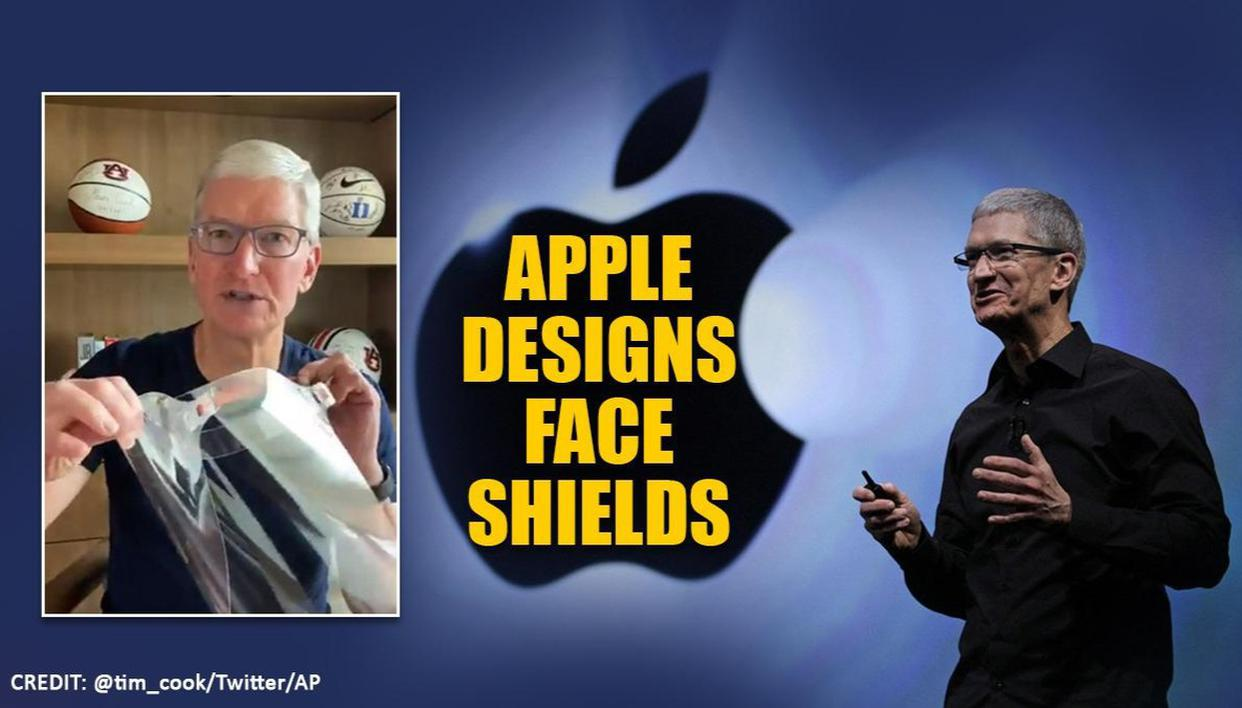 Apple deploys vast supply chain chops to aid Covid fight; 20 million face-masks sourced - Republic World