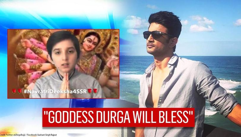 For Sushant Singh Rajput, Polish boy to observe 9-day 'Navratri Deeksha', recites mantra