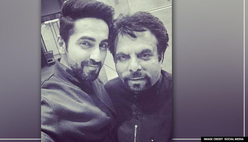 Ayushmann Khurrana shares sweet b'day wishes for father P. Khurrana, jokes about his age
