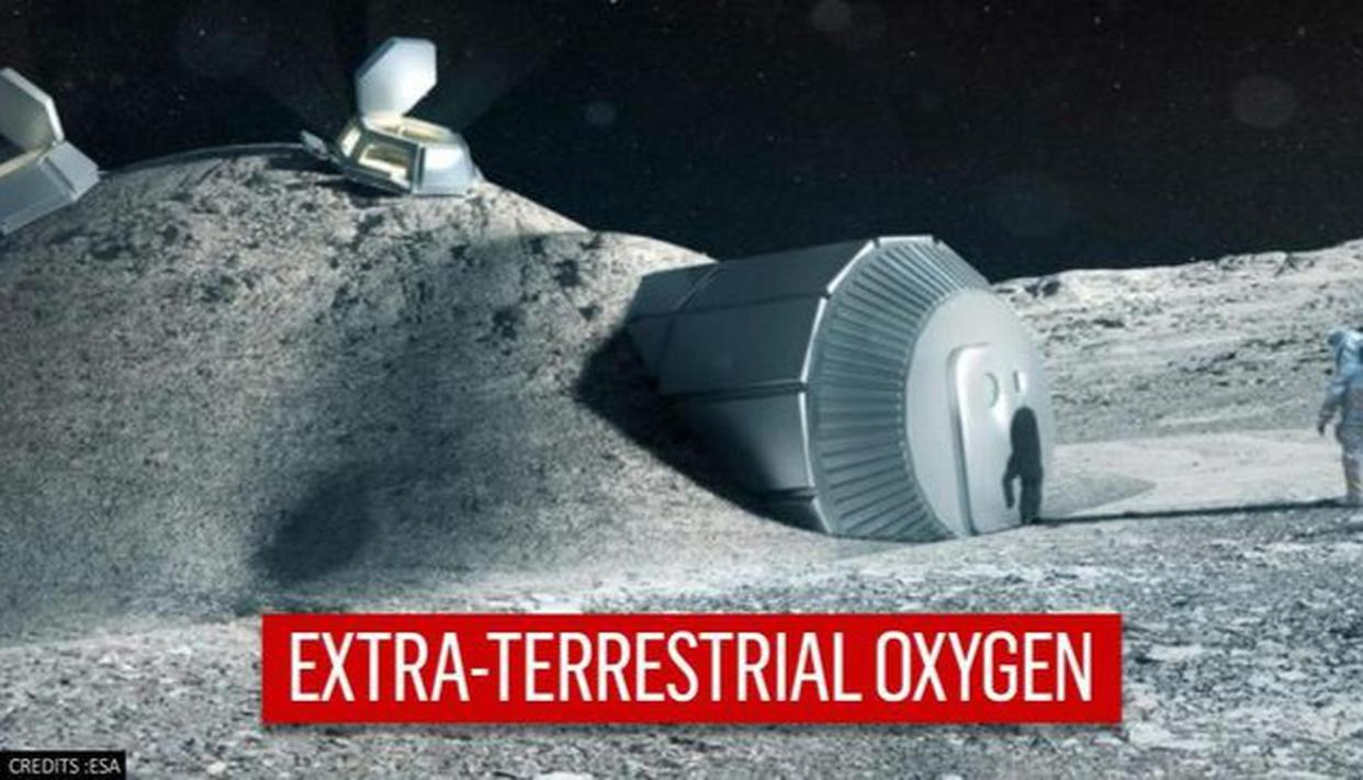 British scientists fine tuning process to extract oxygen from moon dust Lunar regolith - Republic World