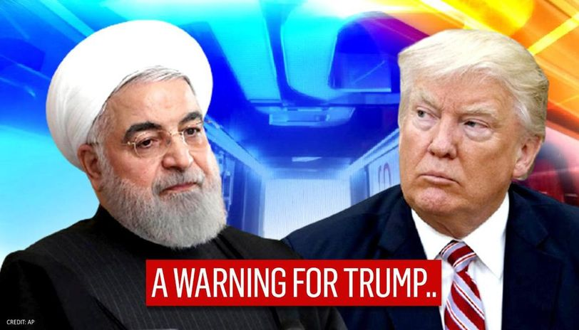 Iran warns to strike back if US President Donald Trump launches attack on nuclear site