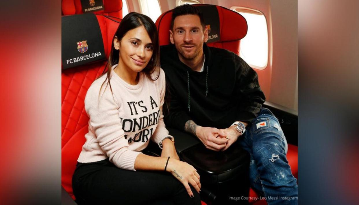 Lionel Messi's £11m private plane avoids crash, forced to make emergency landing: Report - Republic World