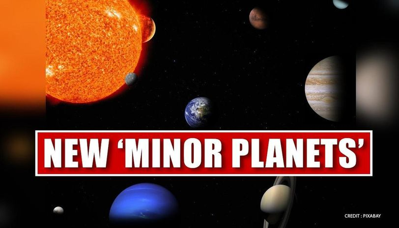 'Minor Planets' discovered: over 300 new planets found beyond Neptune