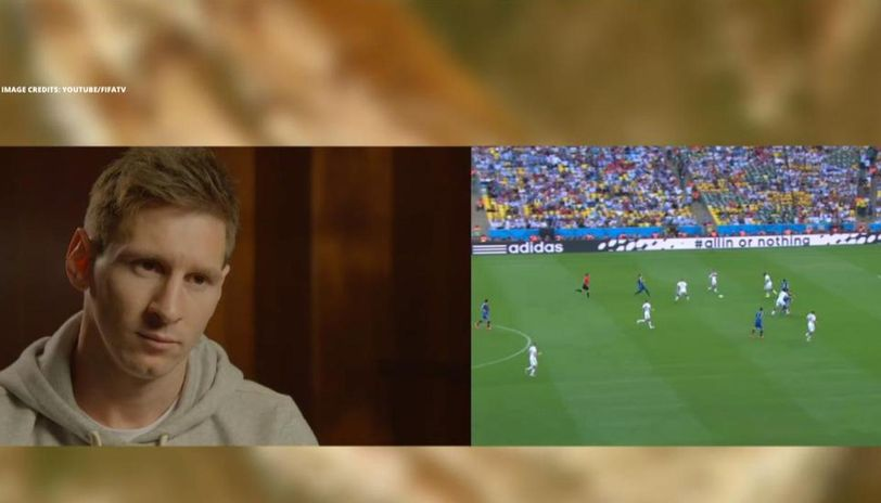 Artesano Solitario Judías verdes  Lionel Messi Watching Argentina's Missed Chances In 2014 World Cup Final Is  Rough Viewing