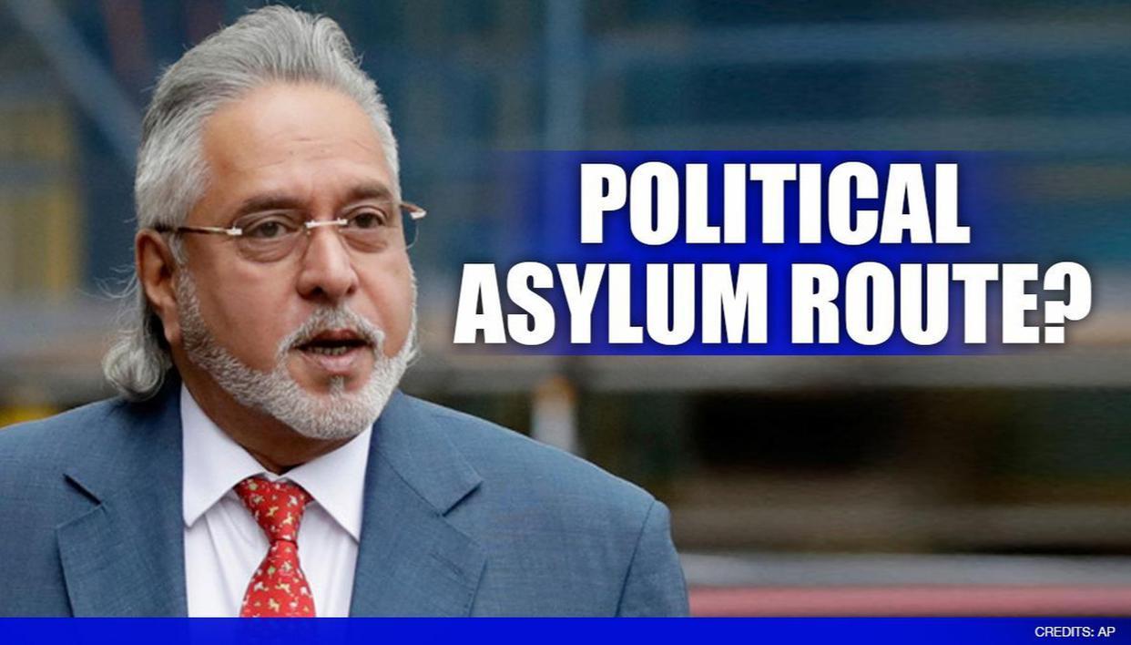 Is Vijay Mallya taking the political asylum route? UK yet to communicate with India - Republic World