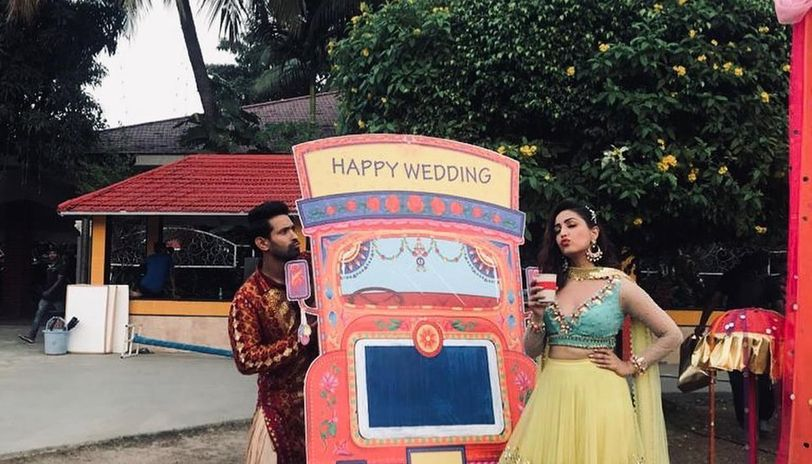 Ginny Weds Sunny Cast Including Yami Gautam And Vikrant Massey Play Antakshari Republic World