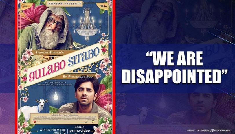 'Gulabo Sitabo' OTT release: After INOX's statement, now PVR Cinemas CEO 'disappointed'