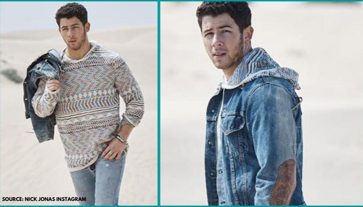 Nick Jonas' stylish ensembles in his music videos serve as outfit inspiration for fans - Republic World