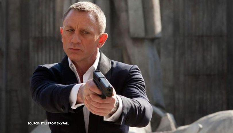 james bond's movies