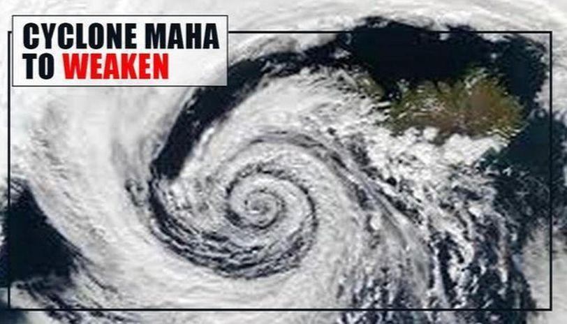 Cyclone Maha
