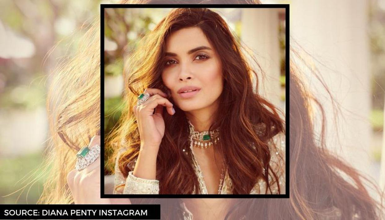 Diana Penty Takes Up The 10 Seconds Makeup Challenge; Says 'took Two Hours'