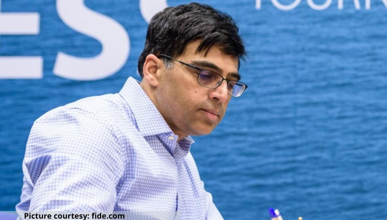 Viswanathan Anand stuck in Germany courtesy of Indias April 15 travel ban: Report thumbnail