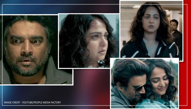 'Nishabdham' trailer: Anushka Shetty-Madhavan film filled with mysteries, netizens hooked