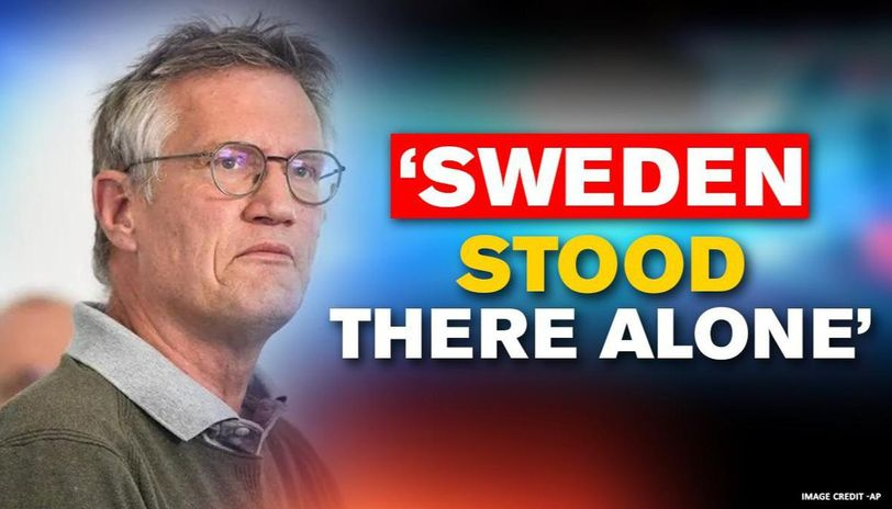 Sweden S State Epidemiologist Says World Went Mad In Imposing Coronavirus Lockdown