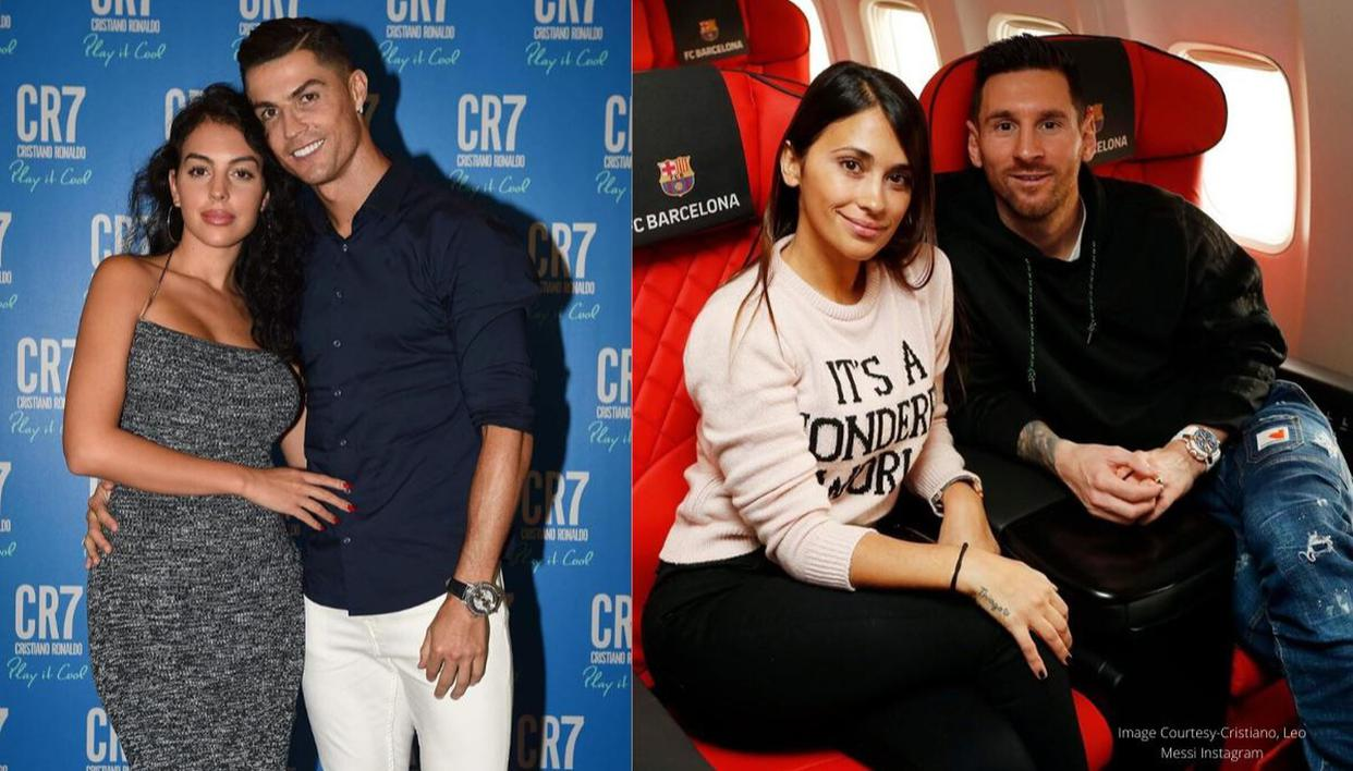 Cristiano Ronaldo And Lionel Messi Edging Closer To Dinner Promise Through Their Partners Republic World