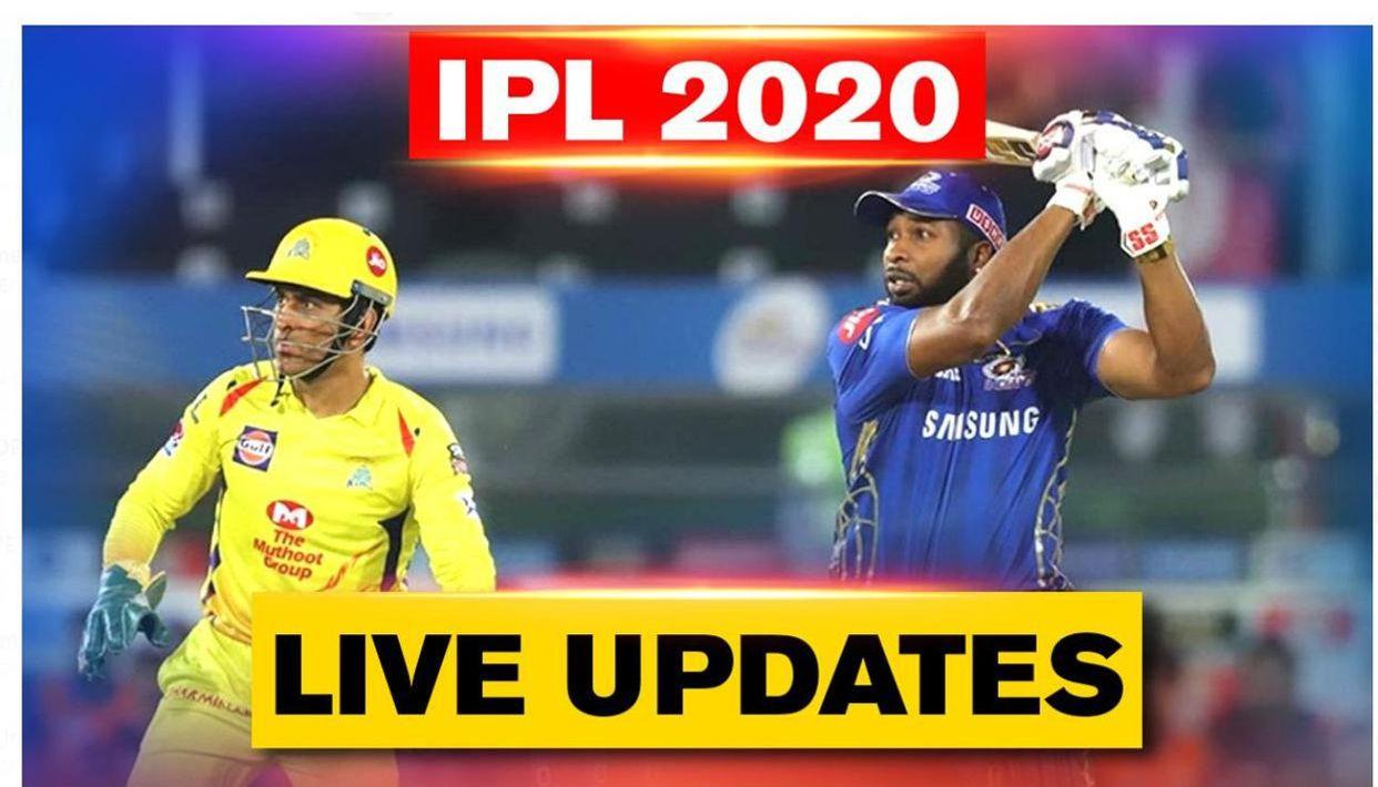 Dream11 Ipl 2020 Live Updates Chennai Defeat Mumbai By 5 Wickets Rayadu Top Scores Ten sports also broadcast local matches in pakistan, quaid azam trophy & national t20. dream11 ipl 2020 live updates chennai