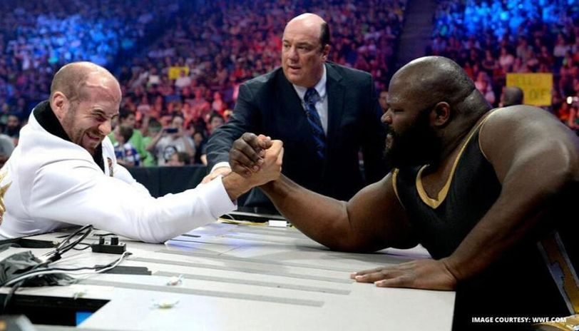 Mark Henry Names Most Powerful Wwe Superstar It S Not The Big Show Or The Undertaker Republic World