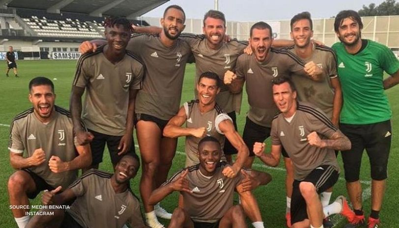 Cristiano Ronaldo Wanted To Workout At 11 Pm After Grueling Serie A Match Medhi Benatia