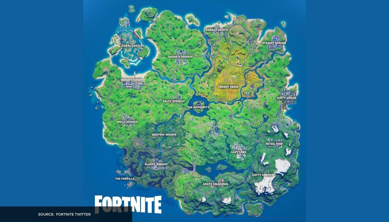 Birthday Cake Locations In Fortnite Where Are The Cakes Republic World
