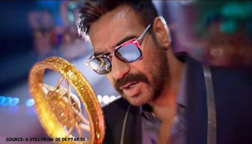 Ajay Devgn S Movie Songs That Have Over 100 Million Views On Youtube