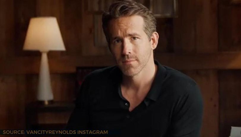 Ryan Reynolds Recorded More Than 400 Videos for His Quarantining Crew