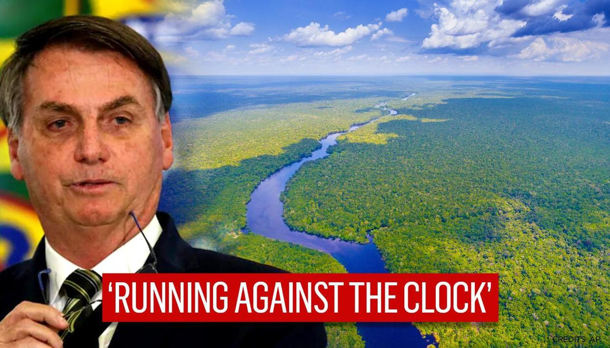 Jair Bolsonaro could face charges in ICC over environmental policies on Amazon rainforest