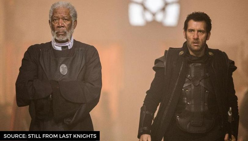 LAST KNIGHTS ENDING EXPLAINED