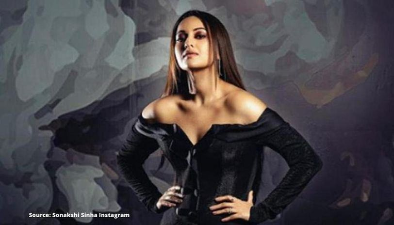 Sonakshi Sinha's auction of art work gets hailed by Bollywood celebs, 'you make us proud'