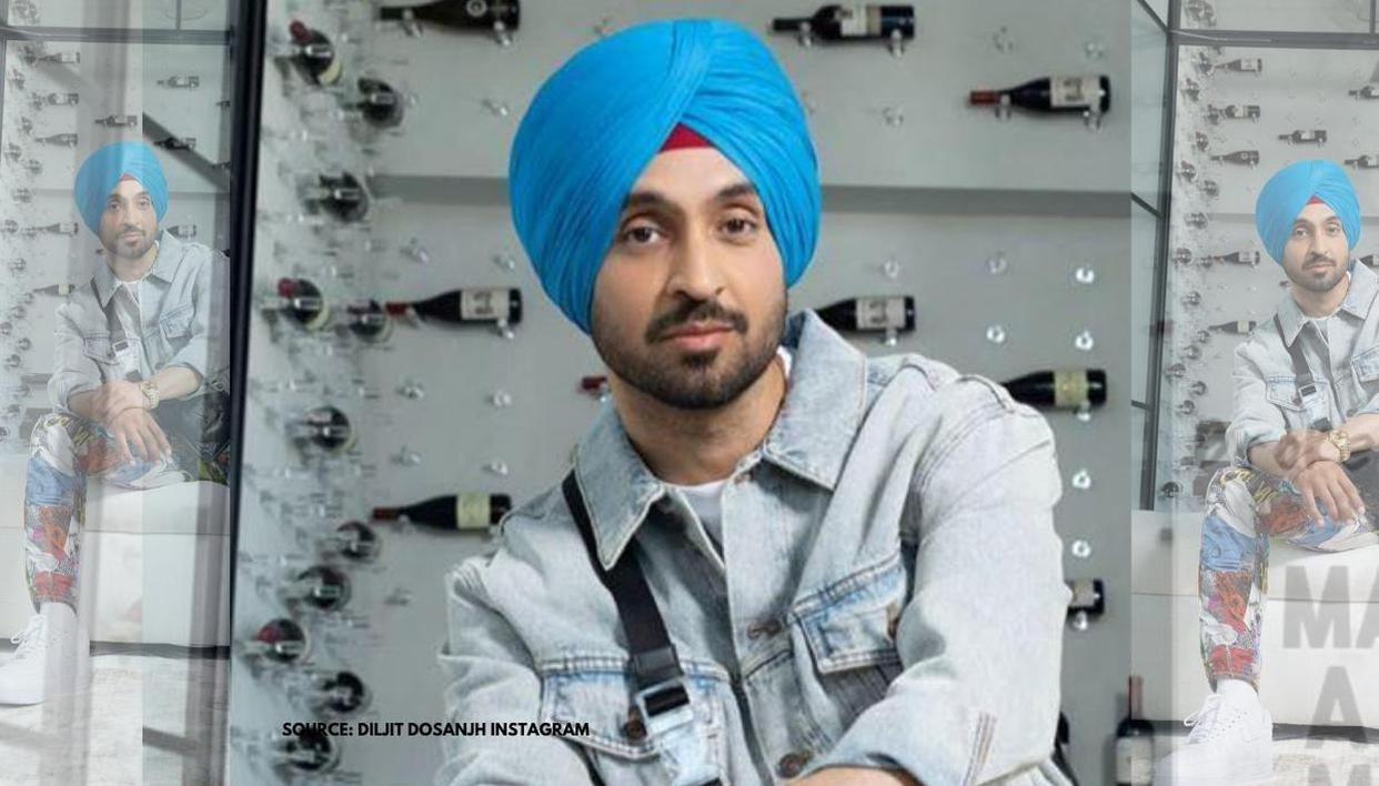 Diljit Dosanjh teams up with Shaad Ali for film based on male pregnancy? - Republic World
