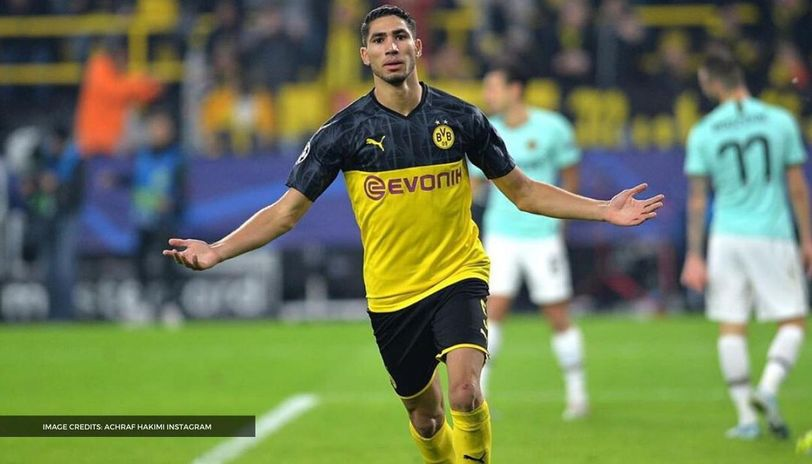 hakimi transfer to inter milan from real madrid likely in 40 million mega deal reports hakimi transfer to inter milan from