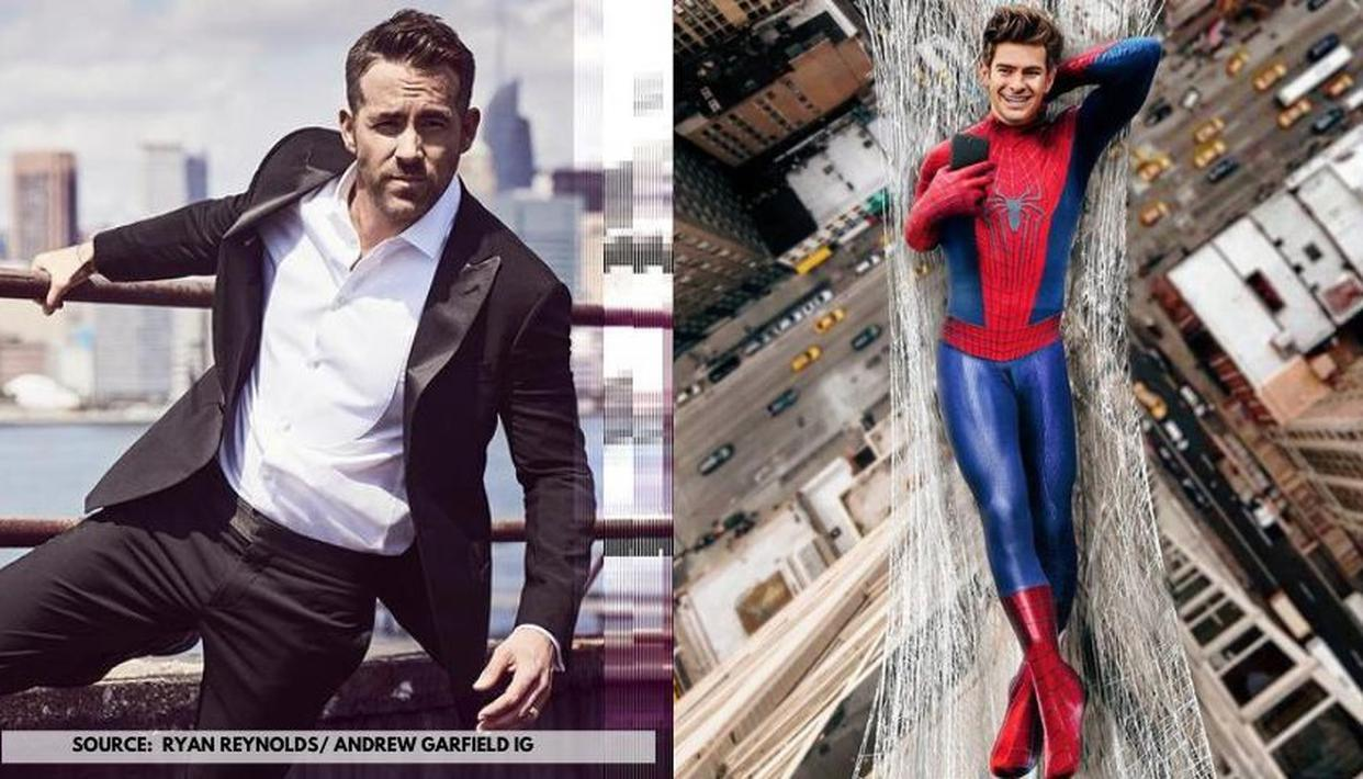 When Andrew Garfield revealed the reason behind his spontaneous kiss with Ryan Reynolds