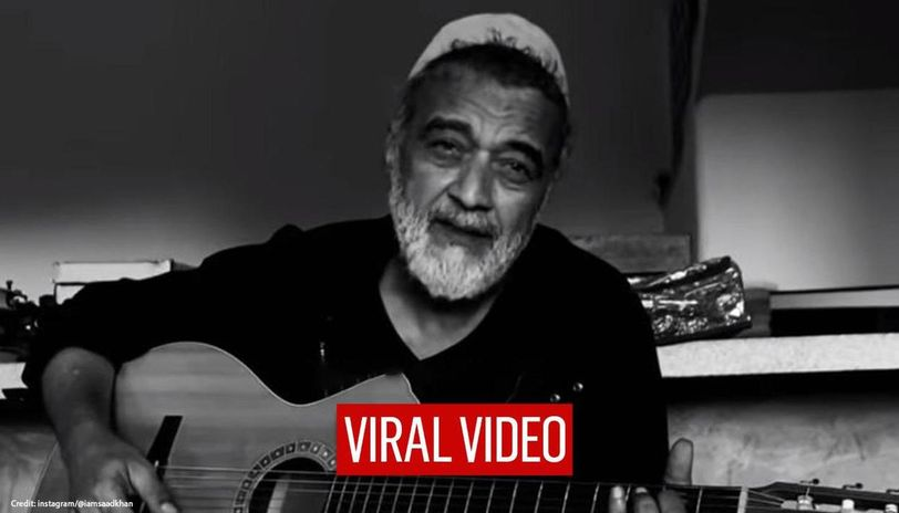 Video of Lucky Ali crooning 'O Sanam' sends netizens down memory lane, celebs awestruck