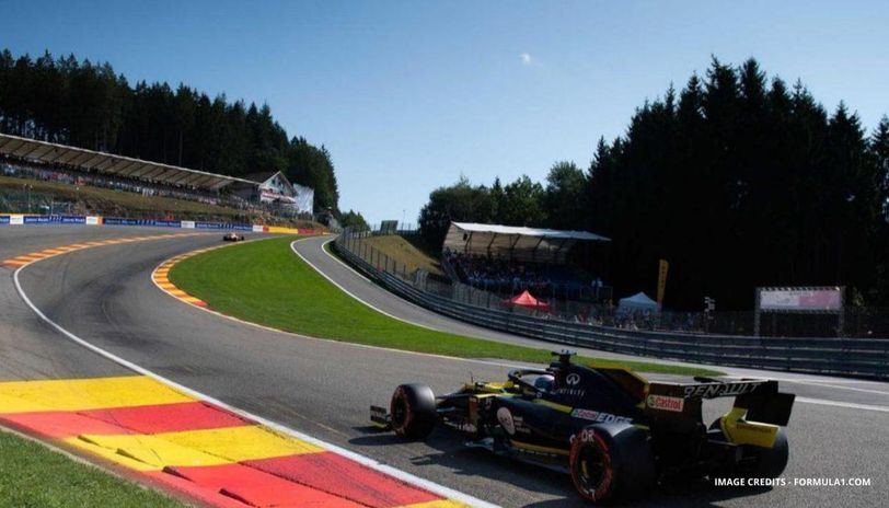 Belgian Gp Schedule Date Time And Live Stream Details For Spa Circuit Republic World