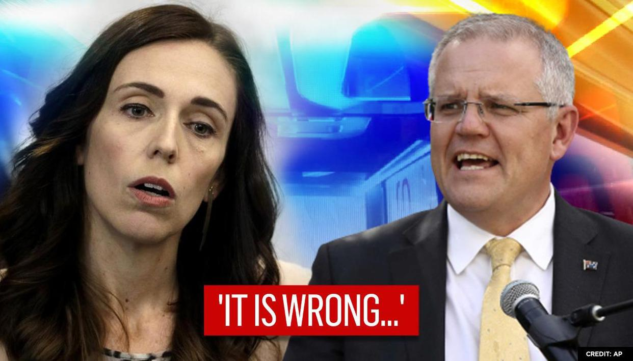 New Zealand lashes out at Australia over responsibility of terrorist with double nationality thumbnail