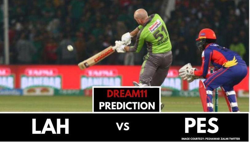 LAH vs PES  dream11 prediction