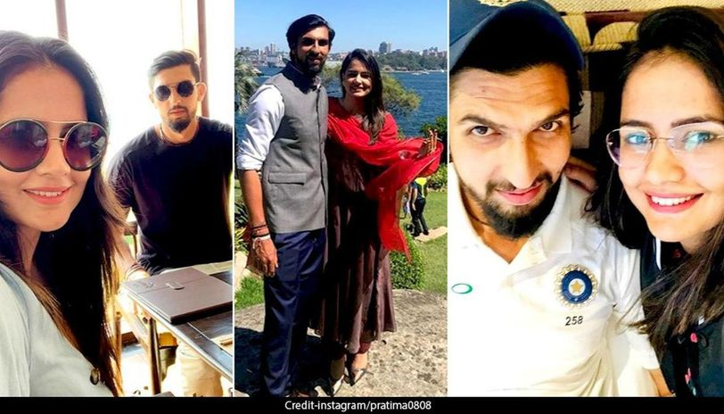 Ishant Sharma opens up on his 'love at first sight' for Pratima Singh & proposing to her