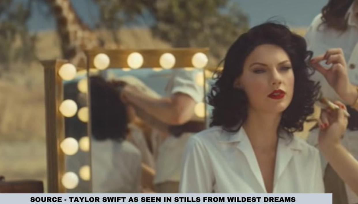 Taylor Swift S Most Memorable Hair Looks From Her Music Videos Republic World