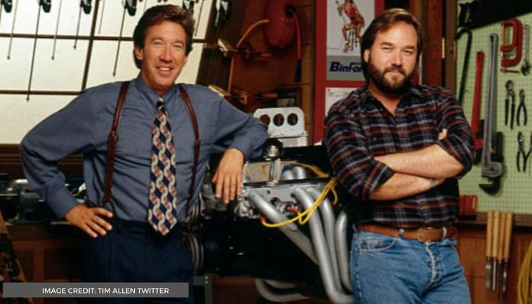 Home Improvement S Tim Allen Richard Karn To Reunite For A Competition Read Here