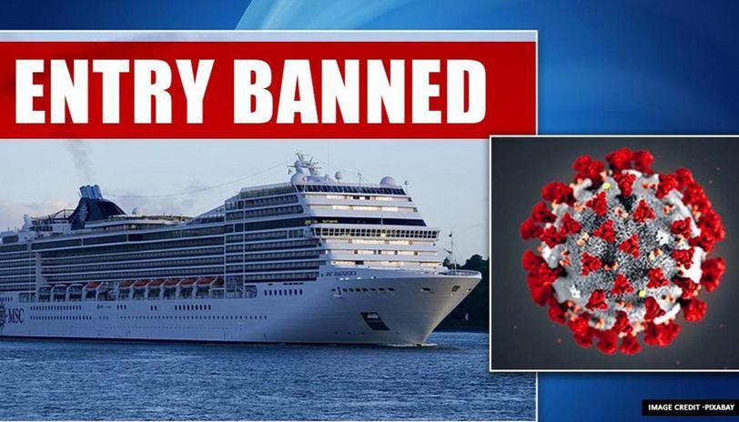 Coronavirus: Australian cases spike, cruise ship denied entry