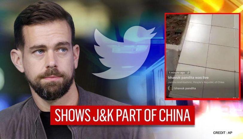 SHOCKING: Twitter shows India's Leh in 'Jammu-Kashmir, People's Republic of  China' - Republic World